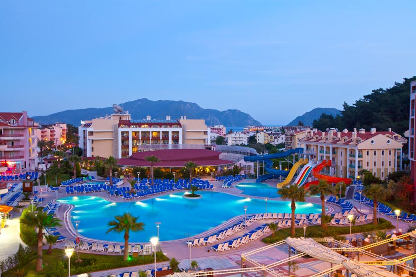 All inclusive holidays to marmaris turkey are you for Truly all inclusive resorts