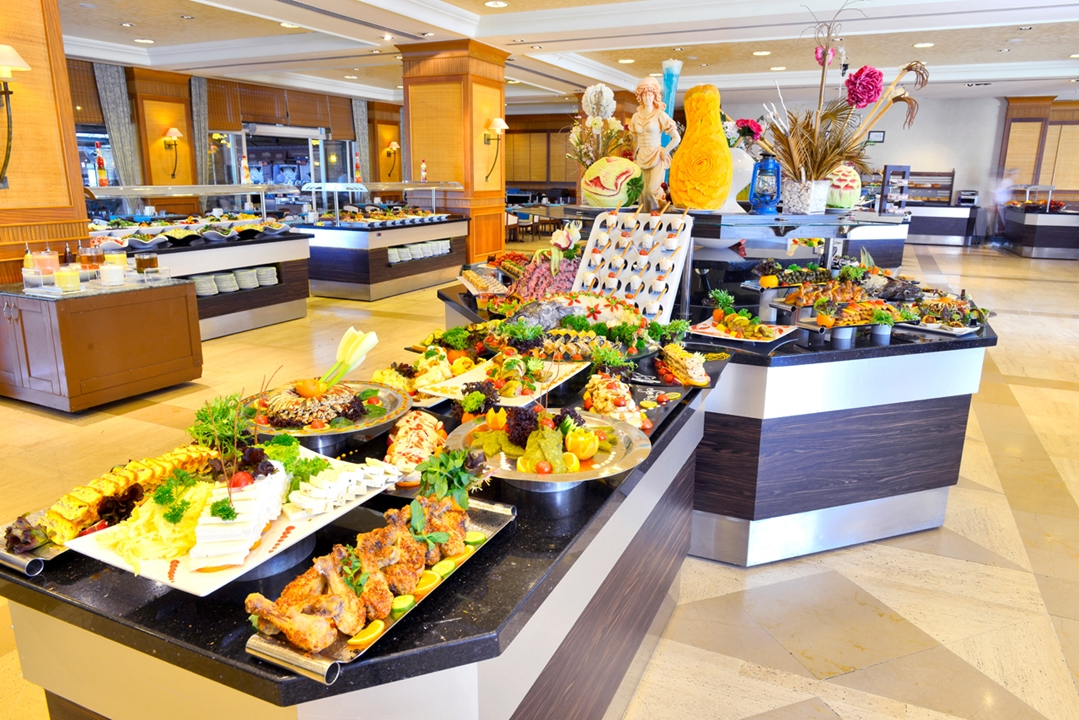 5 all inclusive mares hotel marmaris icmeler compare for Best food all inclusive