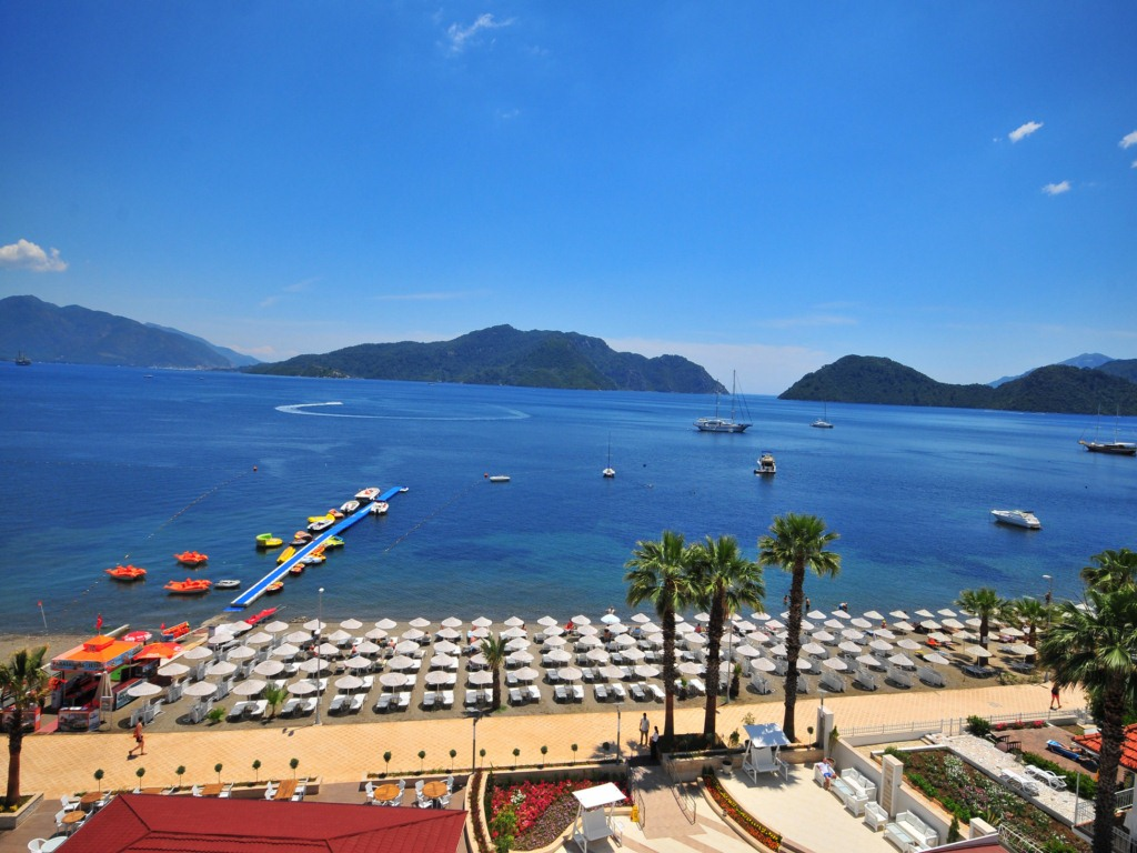 All Inclusive Hotels In Marmaris Turkey