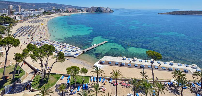 All Inclusive holidays to Magaluf