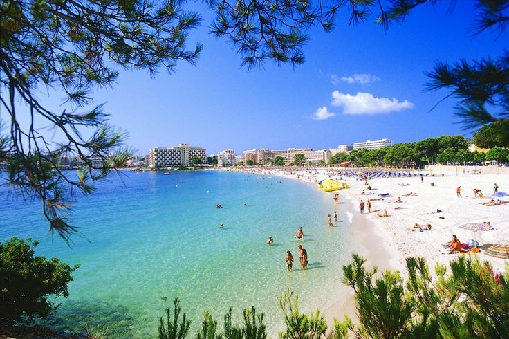 All inclusive holidays in Palma Nova