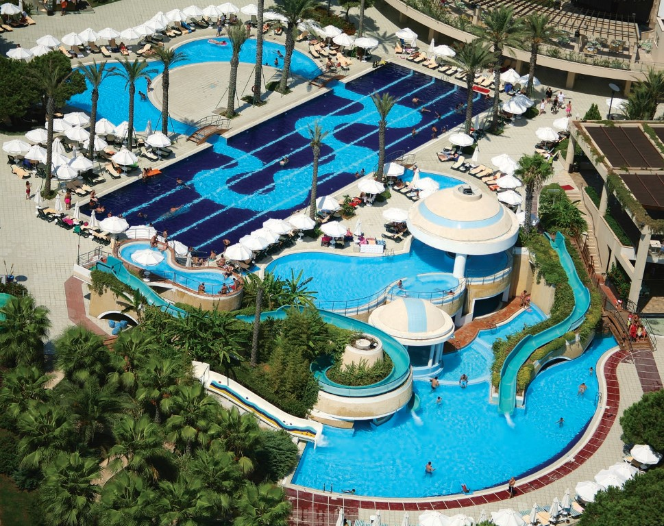 All Inclusive Atlantis De Lux Hotel- Belek general