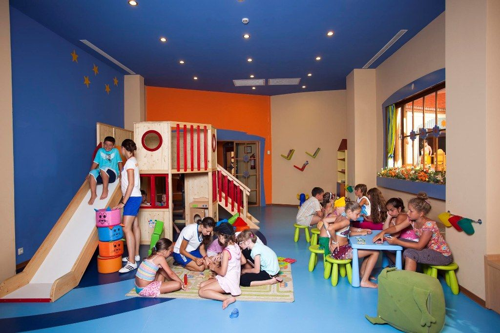 All Inclusive Atlantis De Lux Hotel- Belek kids activity