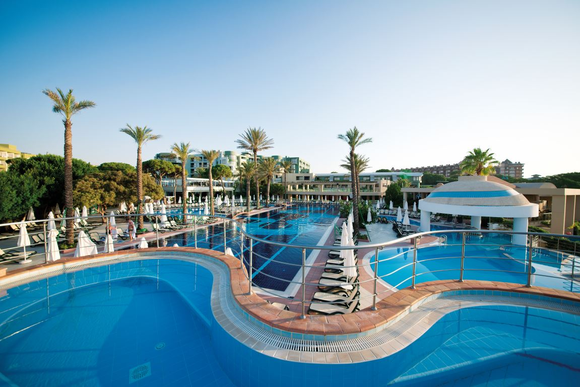 All Inclusive Atlantis De Lux Hotel- Belek