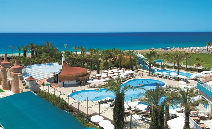 5 All Inclusive Aydinbey Famous Resort Compare Travel
