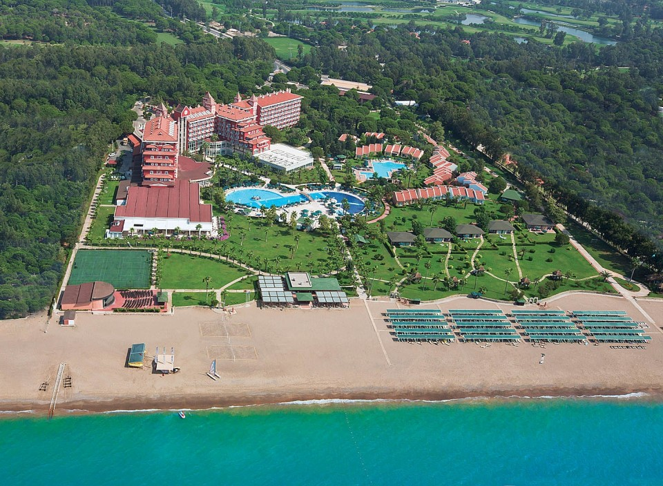 Hotels In Belek All Inclusive