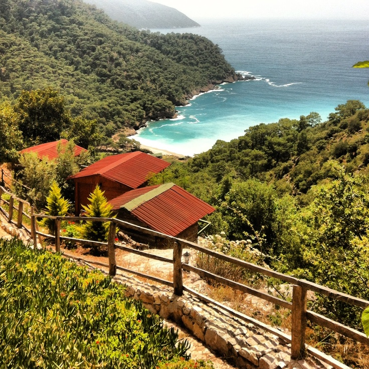 Turkey beach holidays-Kabak Koyu