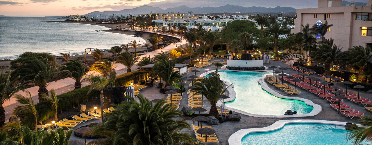 All Inclusive holidays to Lanzarote-Beatriz Playa Hotel