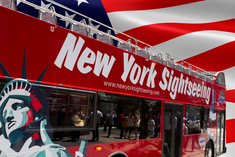 Holiday Guide to New-York-City-Bus tour