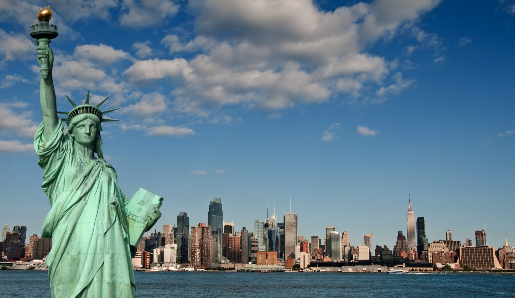 New-York-Liberty of Statue
