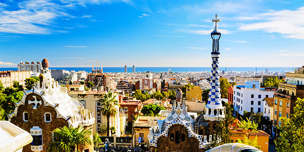 city break to Barcelona