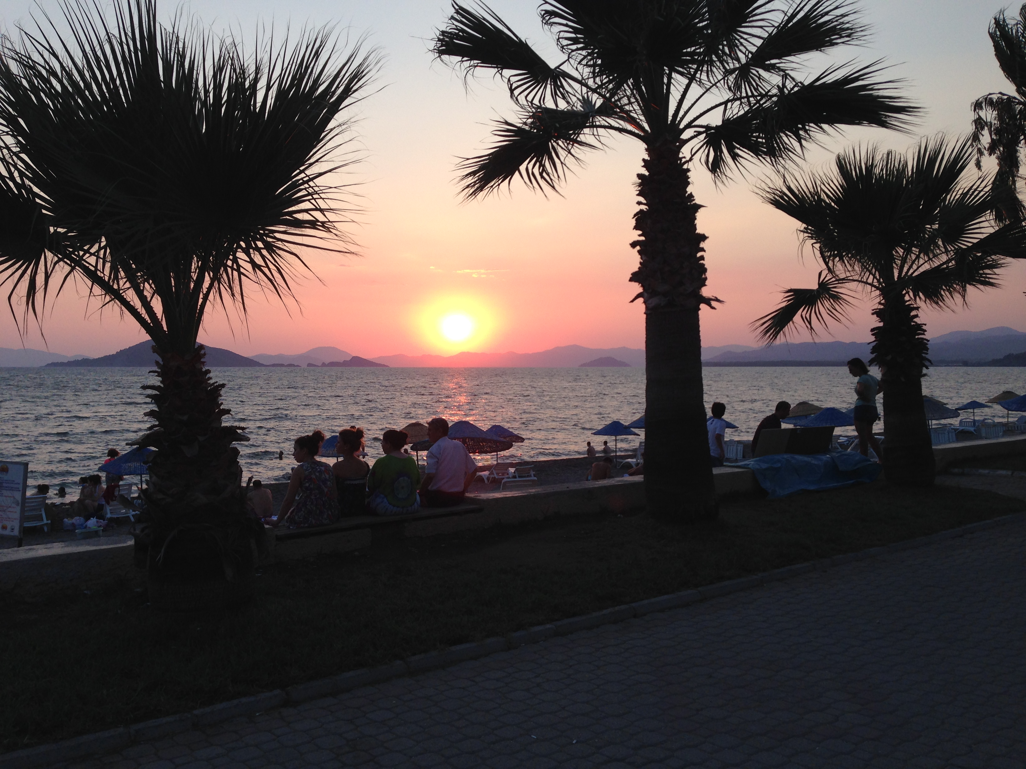 Holiday Guide to Calis Beach