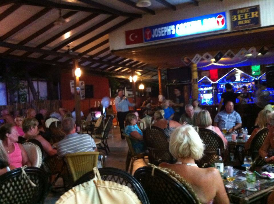 Holiday Guide to Calis Beach-Josephs Bar